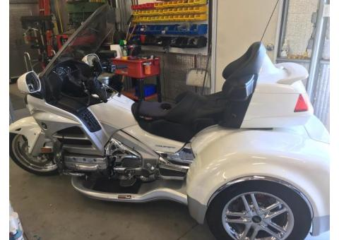 Exceptional Goldwing Trike/Trailer/Accessories