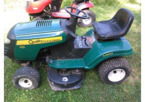 Frigidaire Lawn Tractor