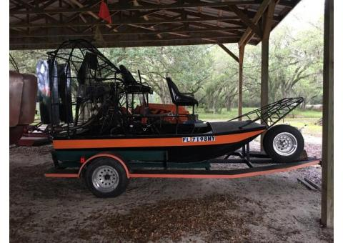 Grasshopper AIRBOAT in EXCELLENT CONDITION