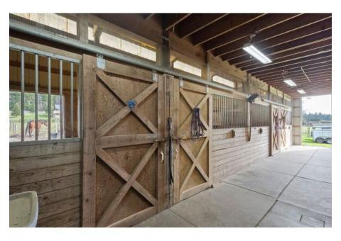 Stunning Equestrian Property