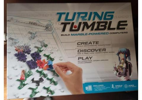 Turing Tumble - computer coding toy